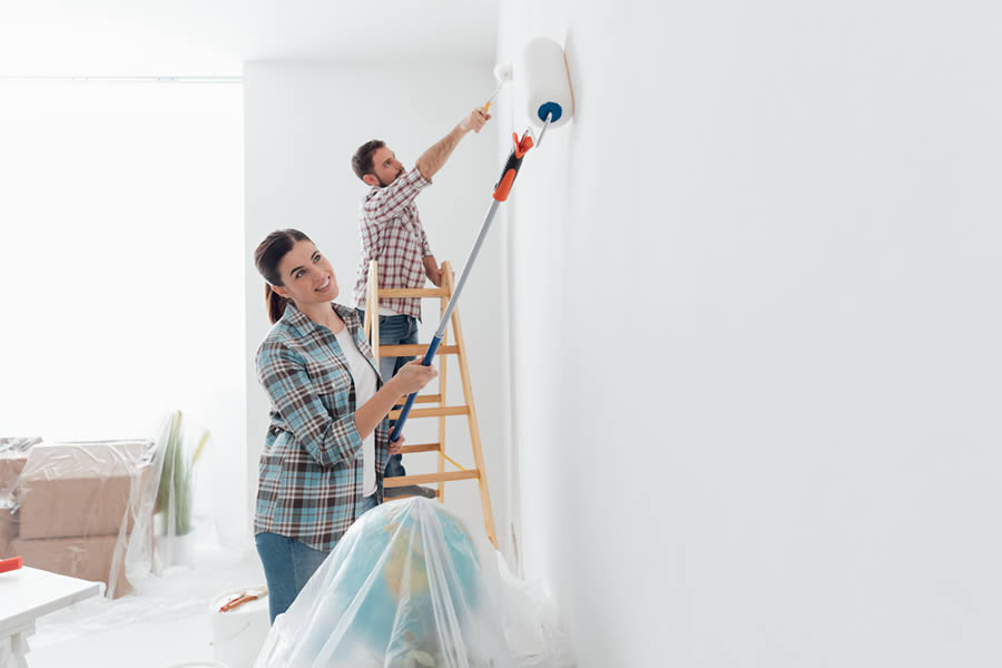 Consejos para pintar tu hogar